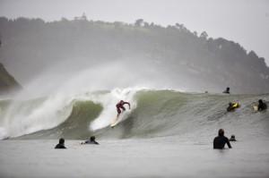 Surf Rodiles, Asturias.